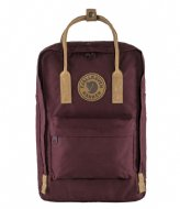 Fjallraven Kanken No. 2 Laptop 15 inch dark garnet (356)