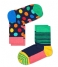 Kids Socks 2-Pack Big Dot